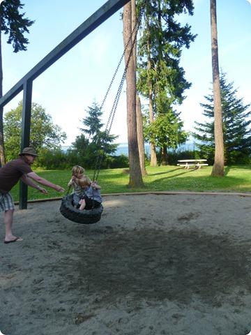 Tire Swing 2