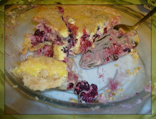 SS leftover pie