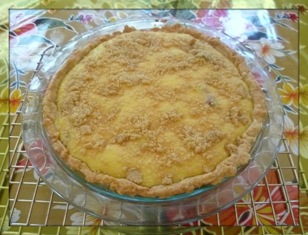 SS the pie