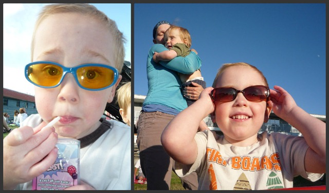 Cody Sunglasses Collage