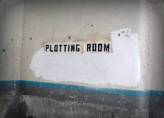 The Plotting Room