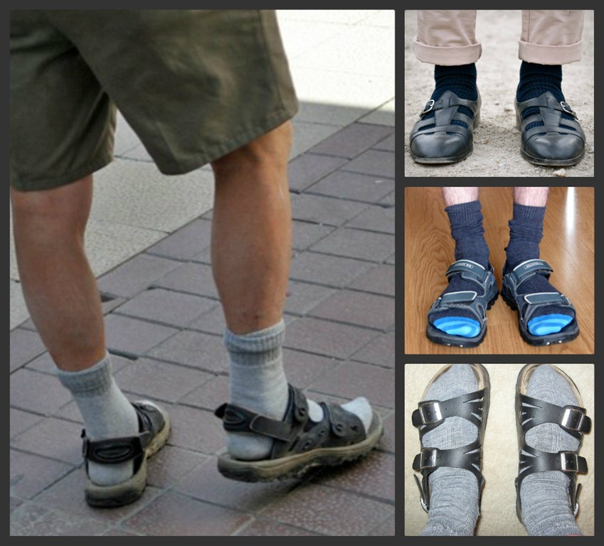 Do you Sock and Sandal? | Shoes On The