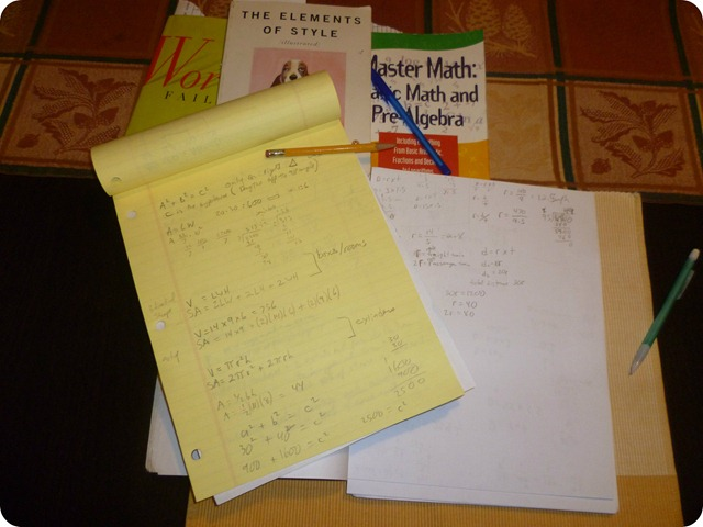 Studying Materials