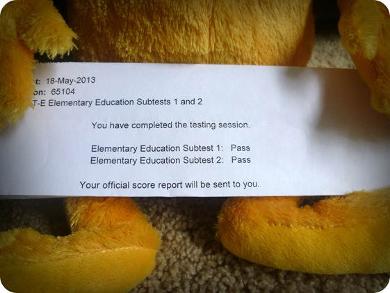 The Lorax with test results2
