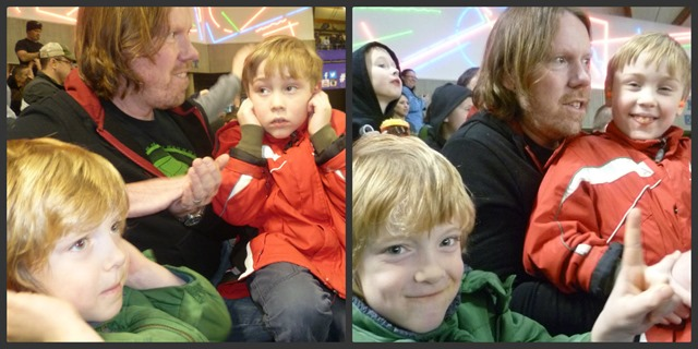 Monster Jam Collage