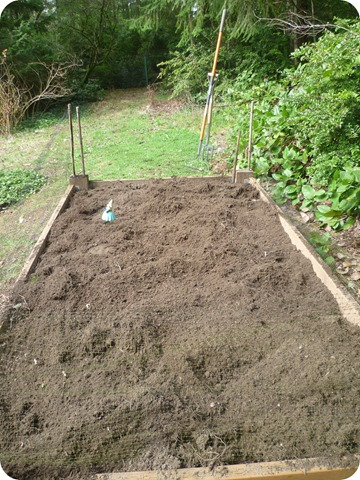 Turning the soil 3