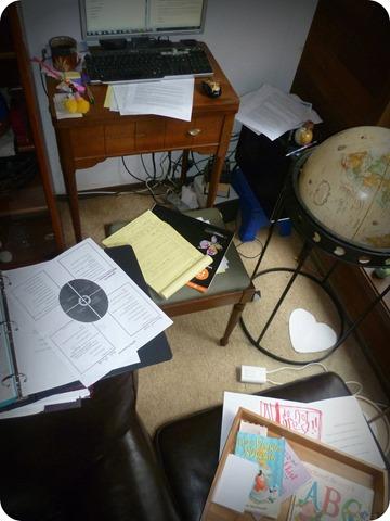 Workspace of mine