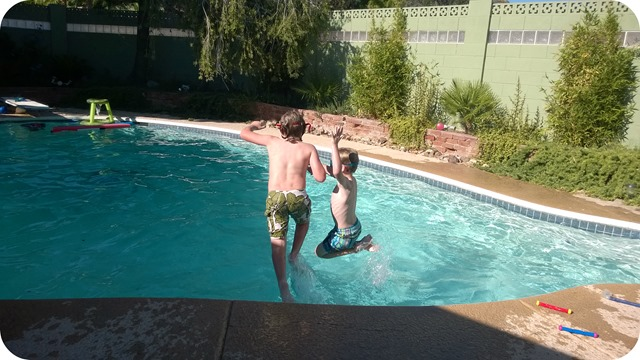 JumpingIn