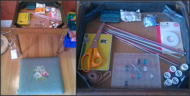 Sewing Stuff Collage