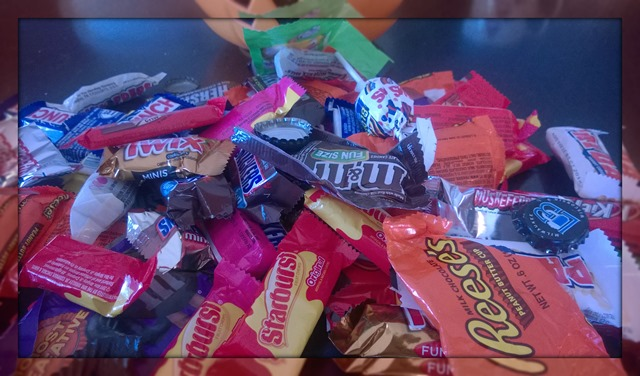 Trick or Treating Loot