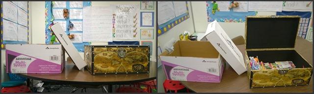 Treasure Box Collage