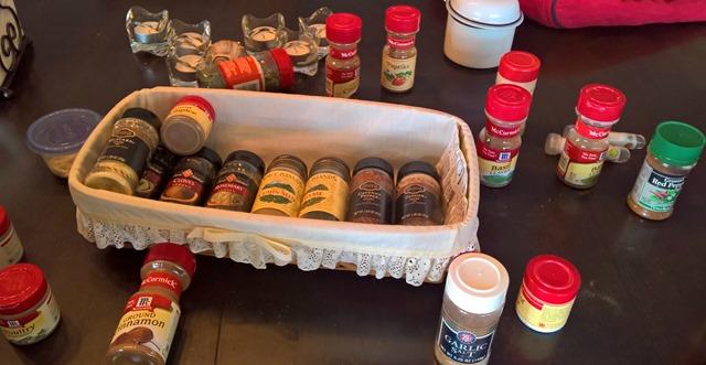 Spice Basket 1